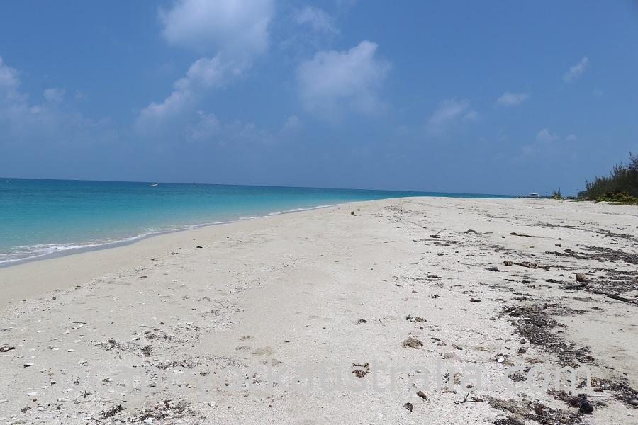 poruma island western side