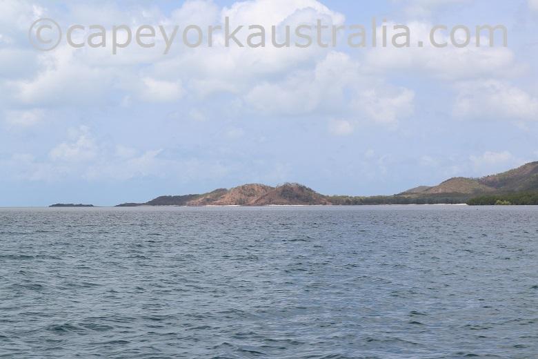 pow northwest islet