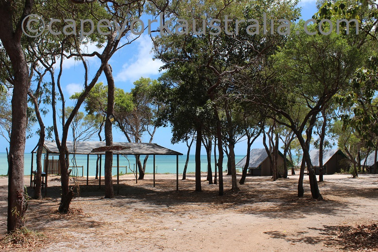 punsand bay camping
