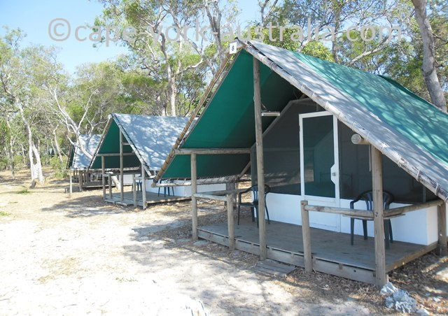 punsand bay resort accommodation