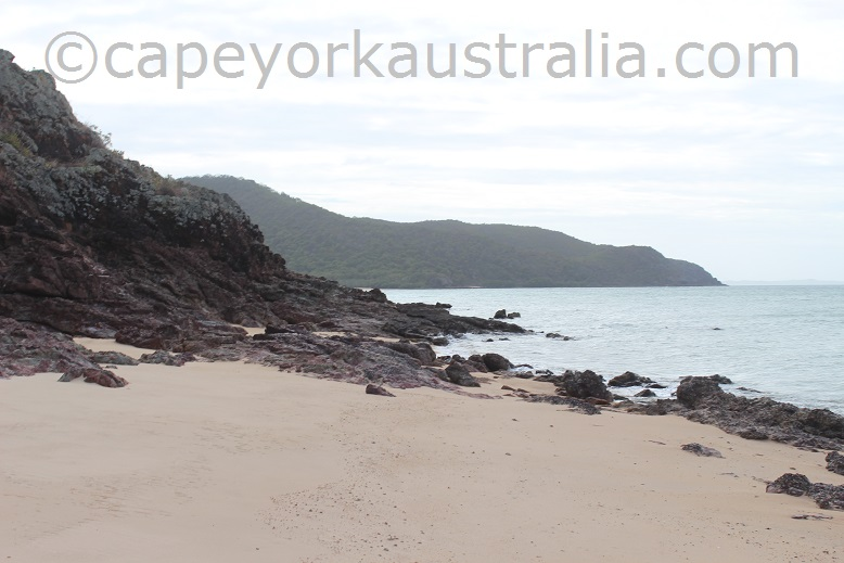 punsand bay to cable bay walk