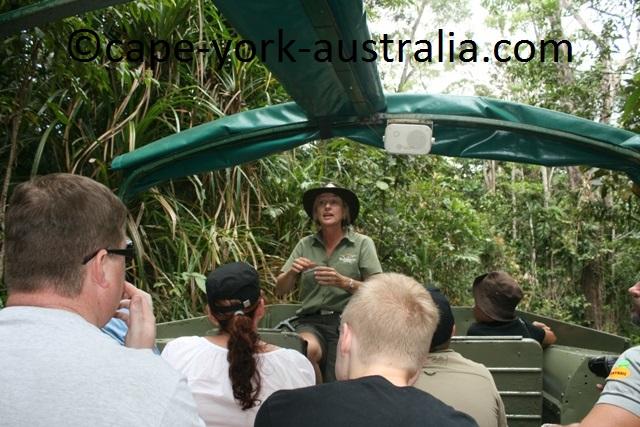 rainforestation army duck tour