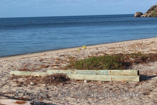 restoration island australia