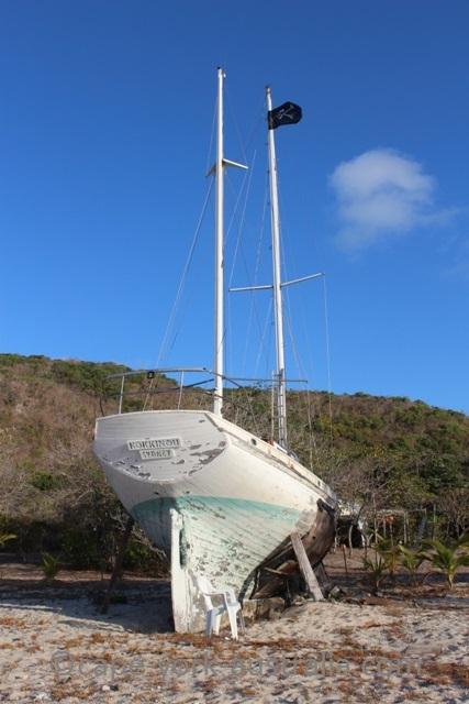 restoration island shipwreck