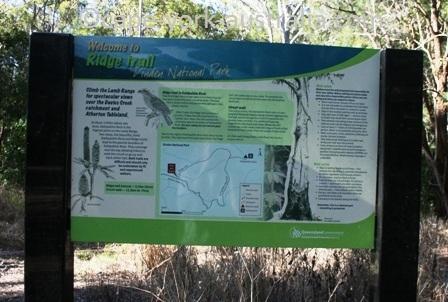 ridge trail walk