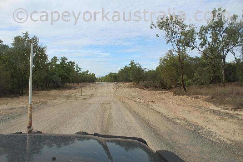 road to kowanyama creek