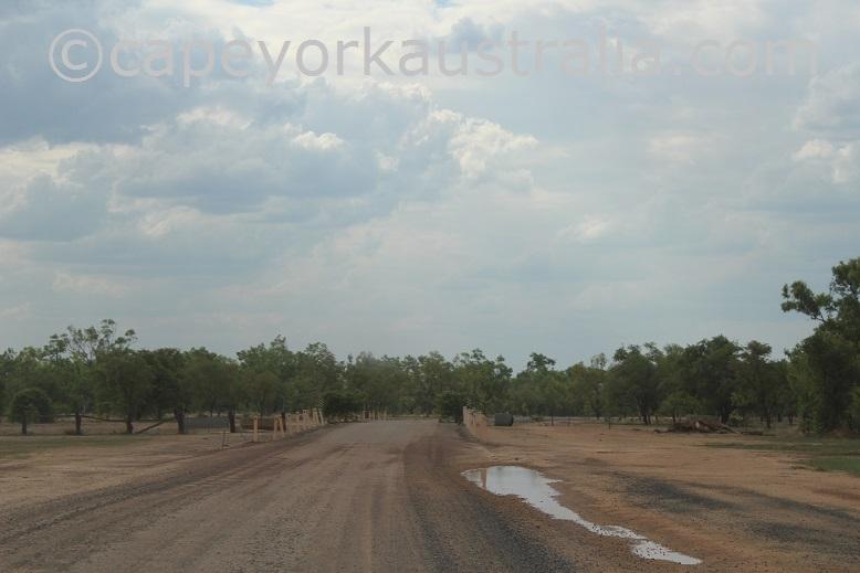 road to kowanyama grid