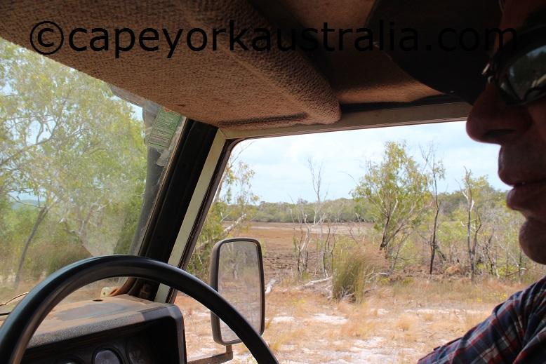 roma flats crocodile creek mudflats