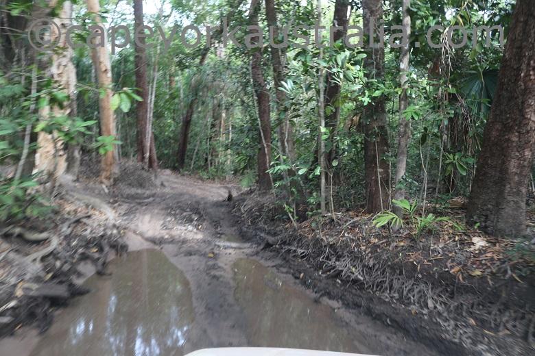 roma flats track first creek dry season