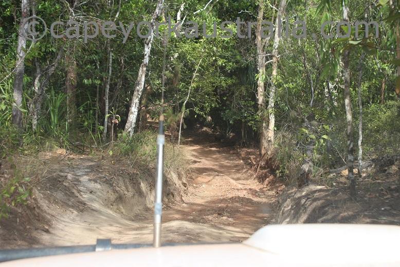 roma flats track third creek