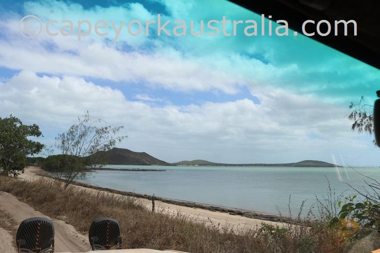 roonga point coastal drive