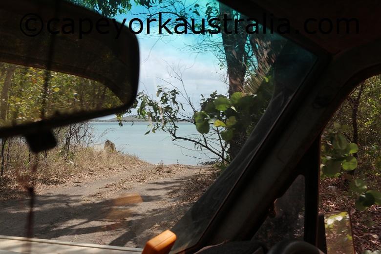 roonga point coastal spot