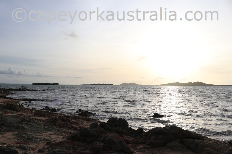 roonga point sunset