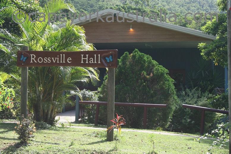 rossville hall