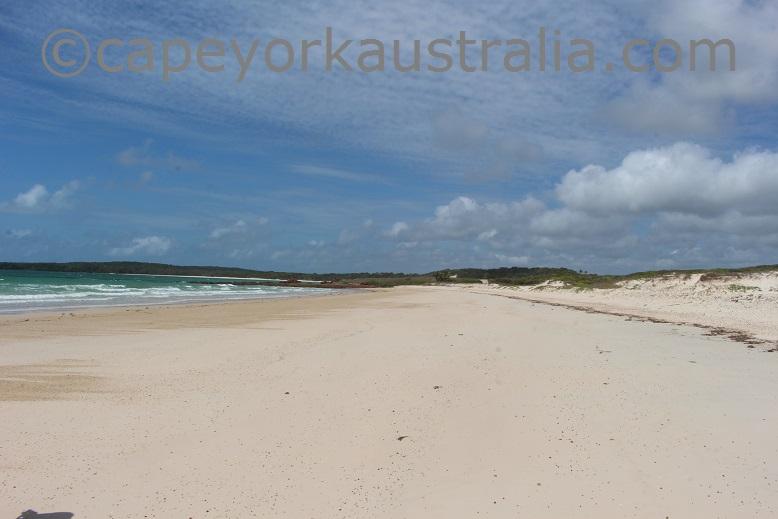 sadd point beach
