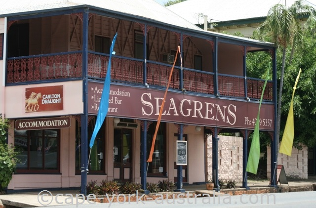 seagrens inn cooktown