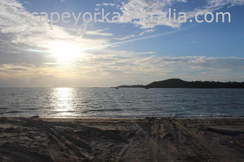 seisia beach views