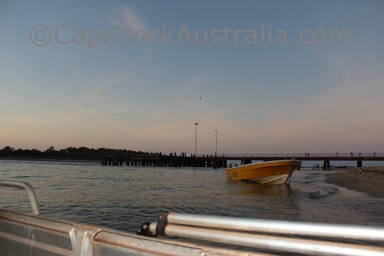 seisia boat trips