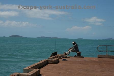 seisia fishing