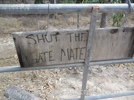 silver plains gate
