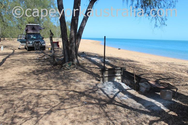 skardon river camping
