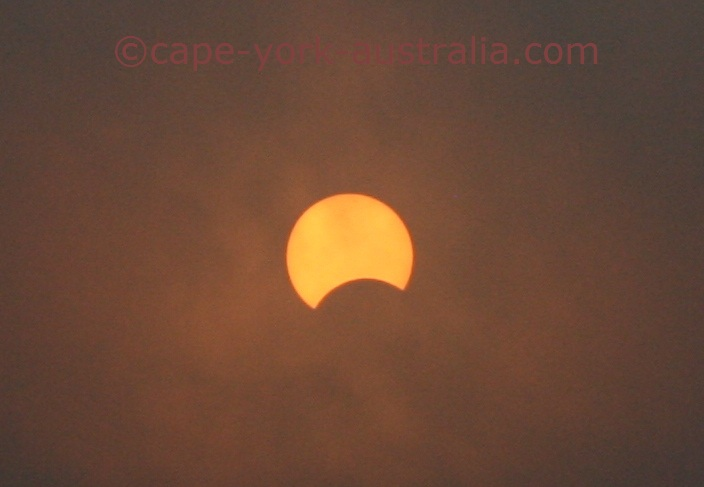 solar eclipse 2013 end