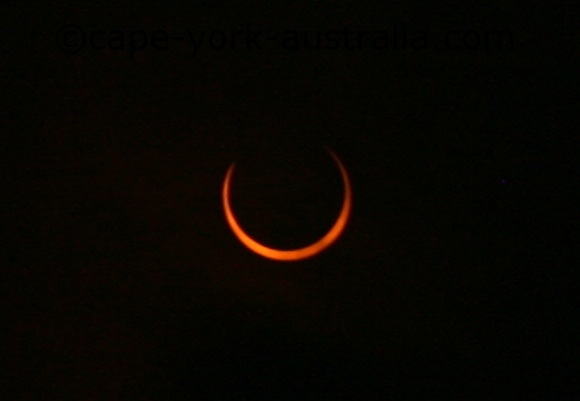 solar eclipse 2013 partial face