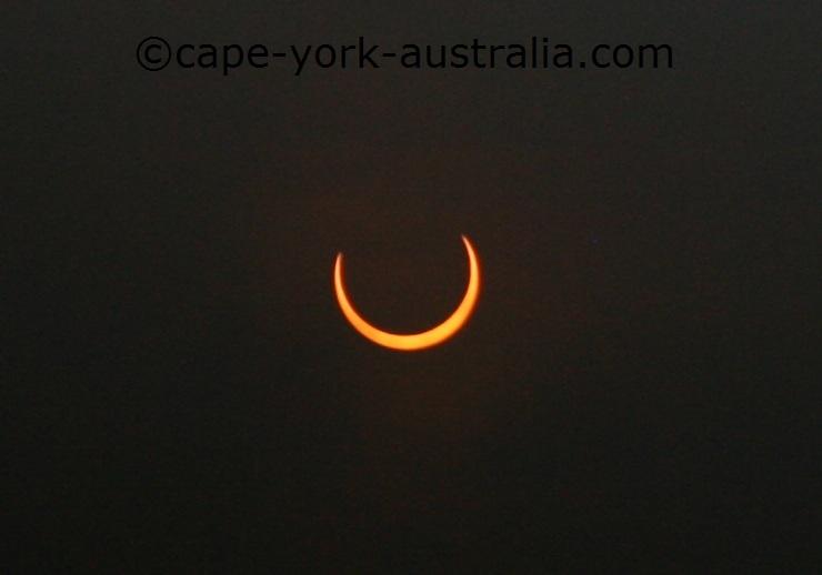 solar eclipse 2013 partial faces