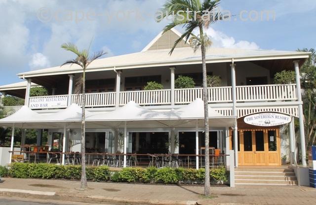 sovereign resort cooktown
