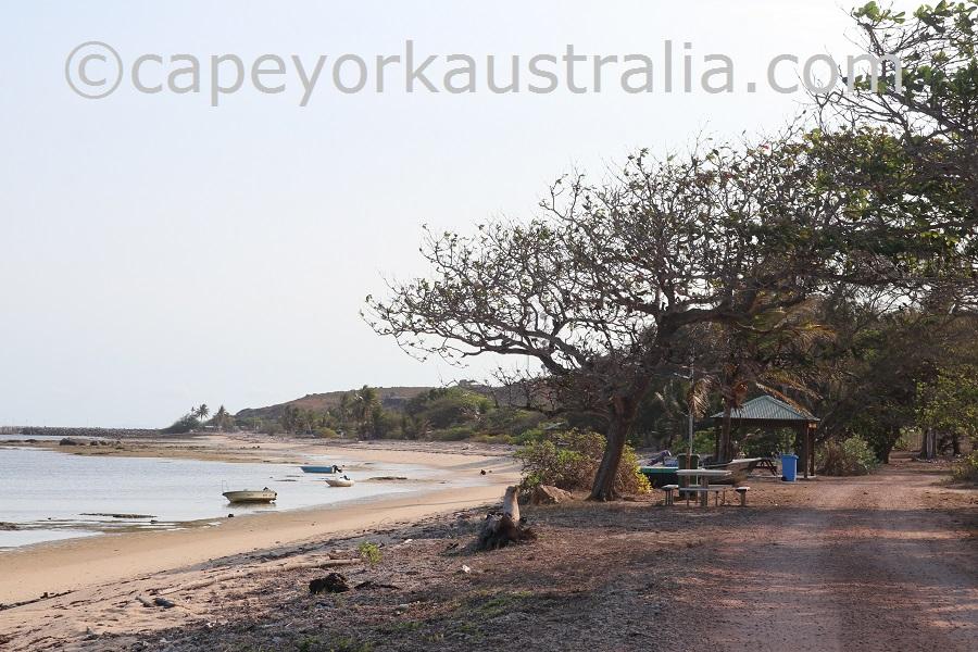 st pauls beach track