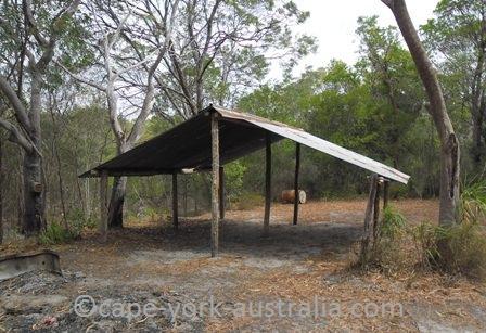 telegraph linesmens shelter