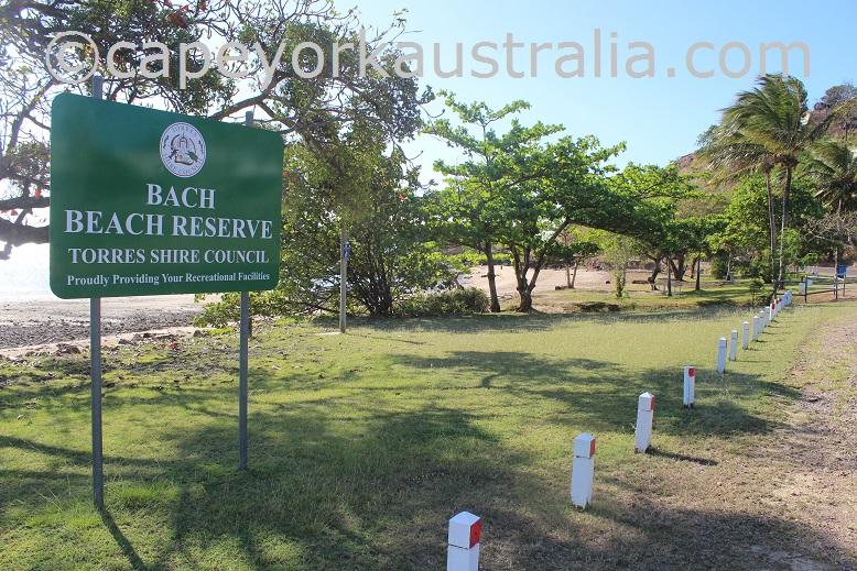 thursday island bach beach
