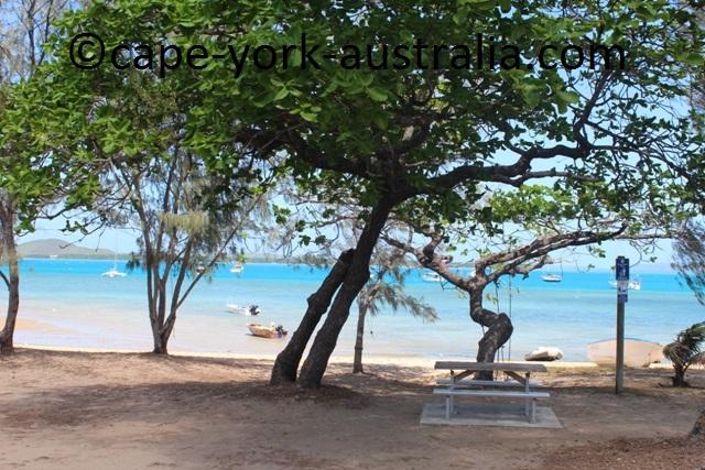 thursday island bayo beach