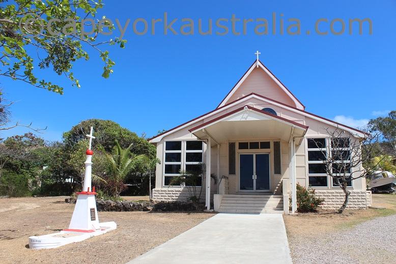thursday island churches