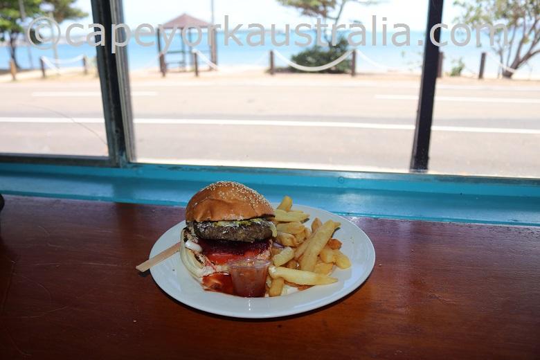 thursday island burger