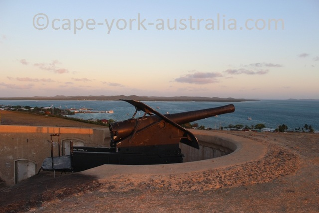 thursday island fort