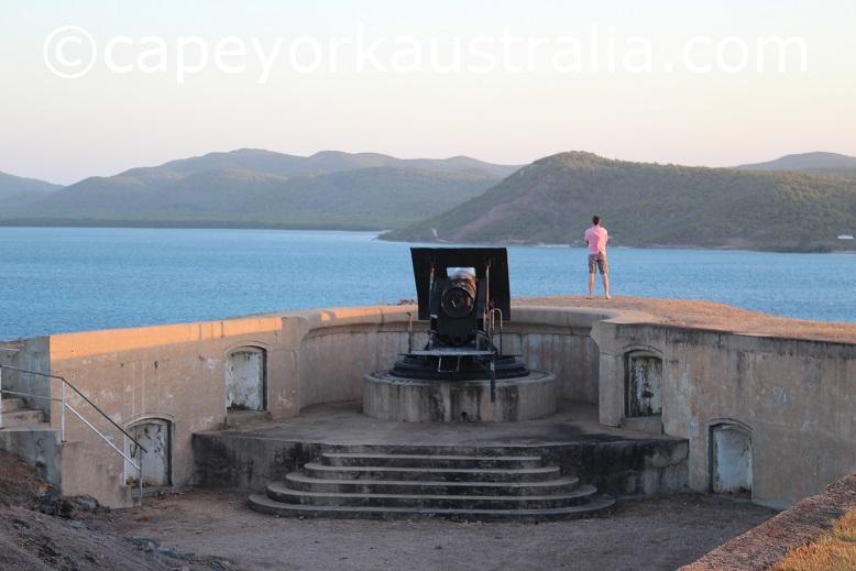 thursday island green hill fort