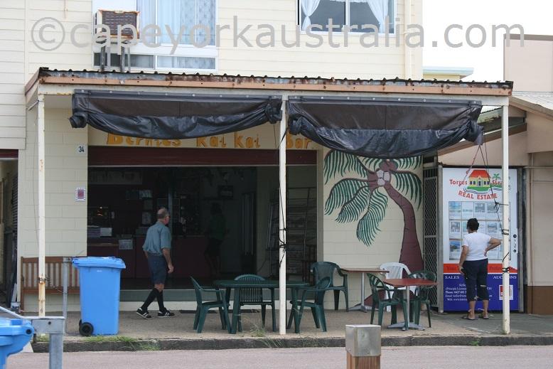 thursday island kai kai