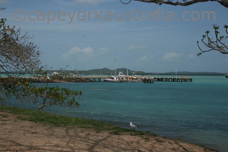 thursday island mairu beach