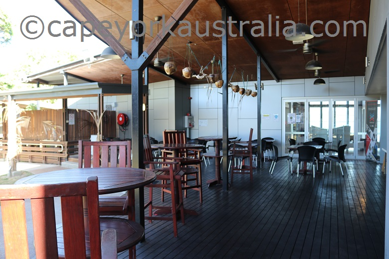 thursday island places to eat