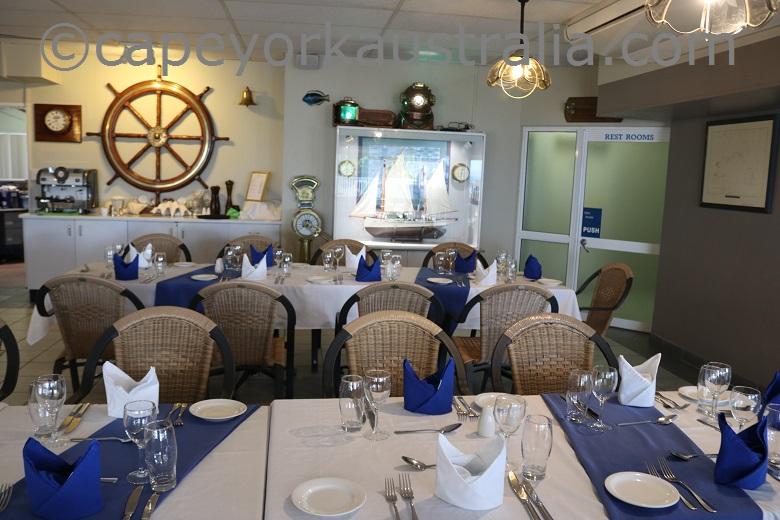 thursday island restaurant