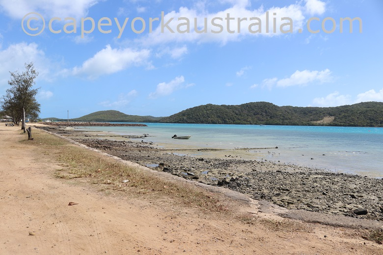 thursday island rose hill to waibene