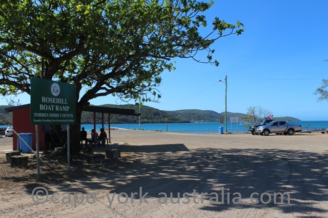 thursday island rosehill