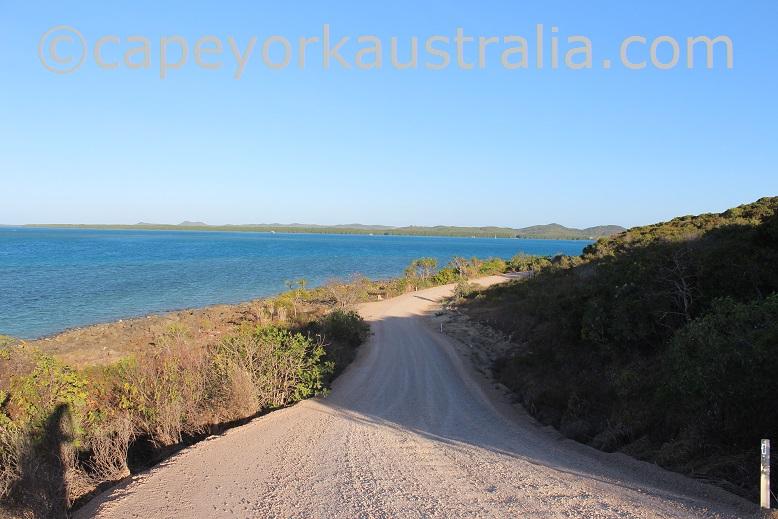 thursday island sadies beach road