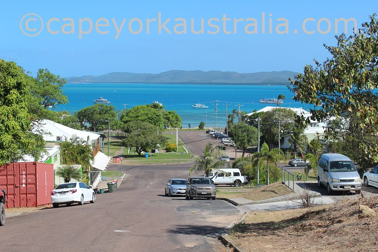thursday island street views