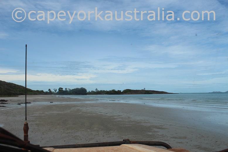 evans bay beach