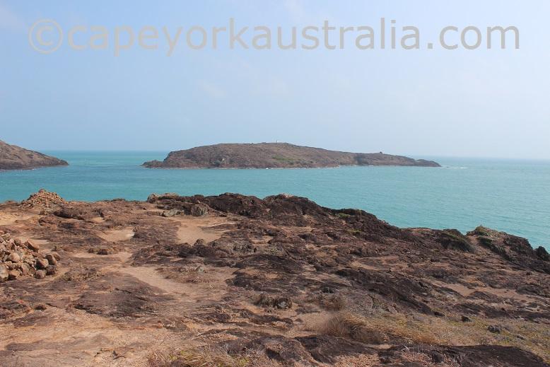 tip of australia eborac island
