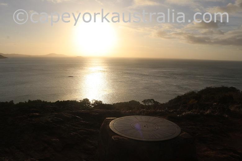 tip of australia marker