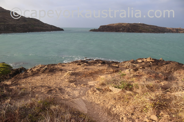 tip of australia top walk descent