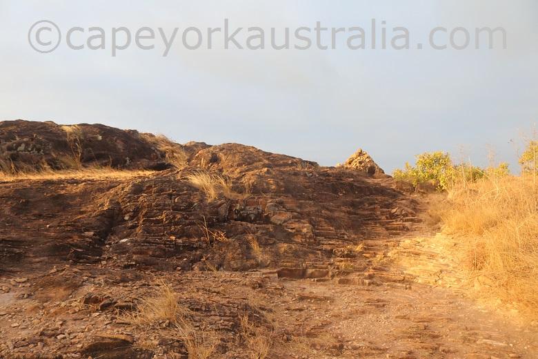 tip of australia top walk steep
